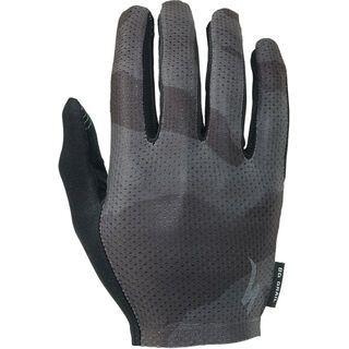 Specialized Body Geometry Grail Long Finger black/charcoal camo
