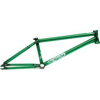 WeThePeople Sleepless Frame 2015, translucent green - Fahrradrahmen