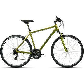 Cube Curve 2016, green grey - Fitnessbike