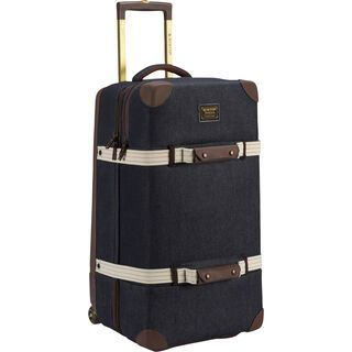 Burton Wheelie Double Deck, denim - Trolley
