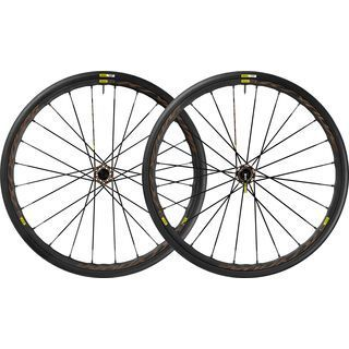 Mavic Ksyrium Pro Disc Allroad, black - Laufradsatz