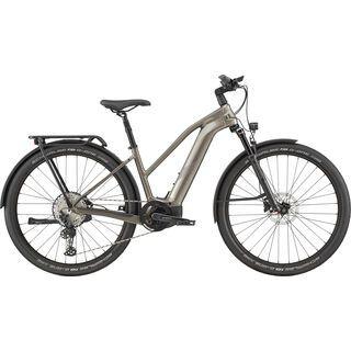 Cannondale Tesoro Neo X 1 Remixte 2020, meteor gray - E-Bike