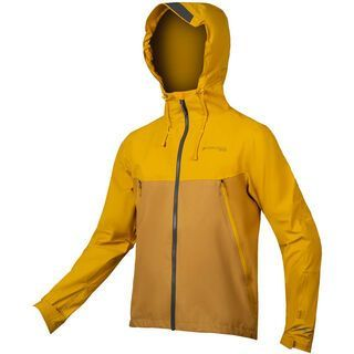 Endura MT500 Waterproof Jacket, senf - Radjacke