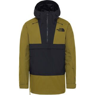 The North Face Men's Silvani Anorak, fir green/tnf black - Skijacke