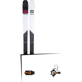 Set: Völkl BMT 90 2019 + Atomic Backland Tour black/orange