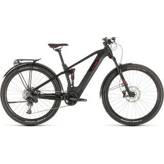 Cube Stereo Hybrid 120 Pro Allroad 500 29 2020, black´n´red - E-Bike