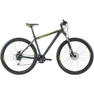 Cube Aim Disc 29 2013, grey green - Mountainbike