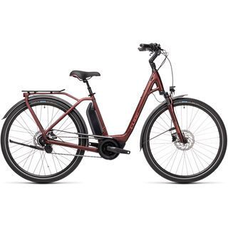 Cube Town Hybrid Pro 500 red´n´red 2021
