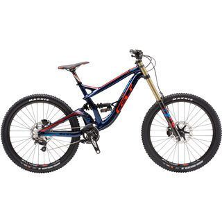 GT Fury Expert 27.5 2016, blue/red - Mountainbike