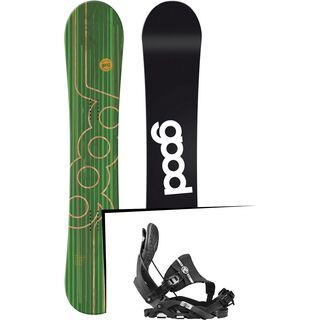 Set: goodboards Apikal 2017 + Flow Nexus Hybrid (1718375S)