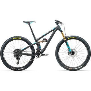 Yeti SB5.5 T-Series 2018, raw/storm - Mountainbike
