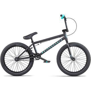 *** 2. Wahl *** WeThePeople Nova 2020, matt black - BMX Rad | Größe 20 Zoll TT