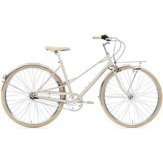 Creme Cycles Caferacer Lady Doppio gold champagne 2021