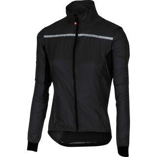 Castelli Superleggera W Jacket, black - Radjacke