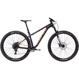 Kona Honzo CR Trail 2018, black/white/copper - Mountainbike