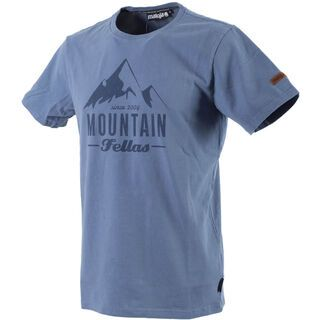 Maloja FerranM., azur - T-Shirt