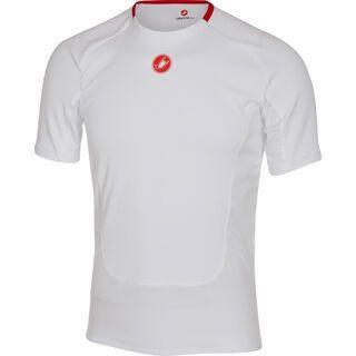 Castelli Prosecco Short Sleeve, white - Unterhemd