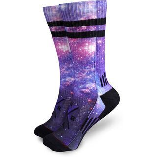 Loose Riders Technical Socks Cosmic multicolor