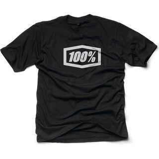 100% Essential T-Shirt, black