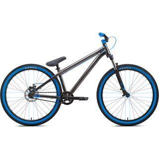 NS Bikes *** 2. Wahl *** Zircus   Größe Unisize // 13 Zoll 2016, grey/blue - Dirtbike
