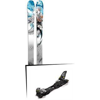Set: Icelantic Nomad 2017 + Marker F12 Tour EPF (1458339S)