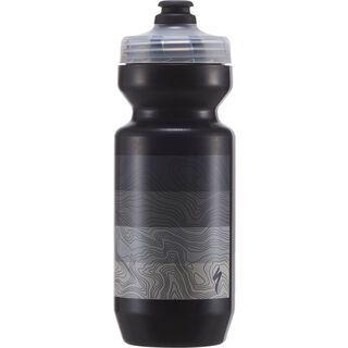 Specialized Purist MoFlo 0,65 L, black topestripe - Trinkflasche