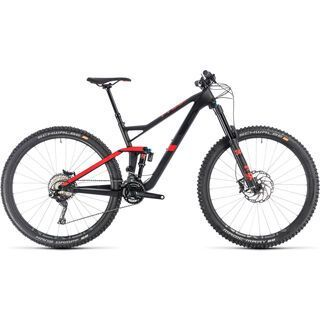 Cube Stereo 150 C:62 Race 29 2019, carbon´n´red - Mountainbike