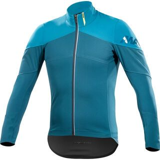 Mavic Cosmic Pro SO H2O Jacket, blue / seaport - Radjacke