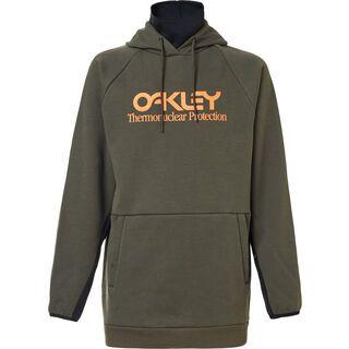 Oakley TNP DWR Fleece Hoody new dark brush