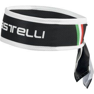 Castelli Headband, black - Stirnband