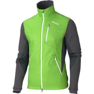 Marmot Alpha Pro Jacket, Green Envy/Slate Grey - Skijacke