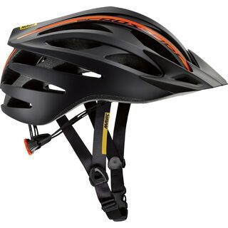 Mavic Crossride SL Elite, mustang orange - Fahrradhelm