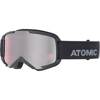 Atomic Savor OTG, black/Lens: silver flash - Skibrille