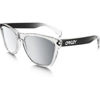 Oakley Frogskins Alpine, storm/Lens: chrome iridium - Sonnenbrille