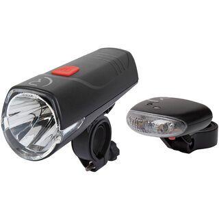 Cube RFR LED Beleuchtungsset, schwarz - Beleuchtung