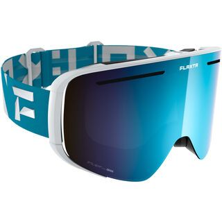 Flaxta Plenty, flaxta blue/Lens: enlight blue mirror