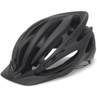 Giro Pneumo, matte black - Fahrradhelm