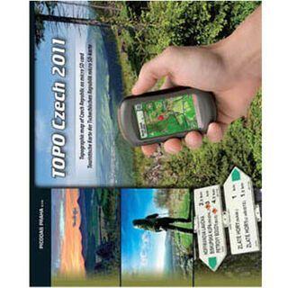 Garmin Topo Tschechien 2012 (microSD) - Karte