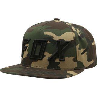 Fox Posessed Snapback Hat, camo - Cap