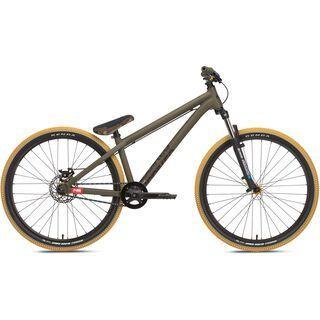 NS Bikes Zircus 2020, camo - Dirtbike