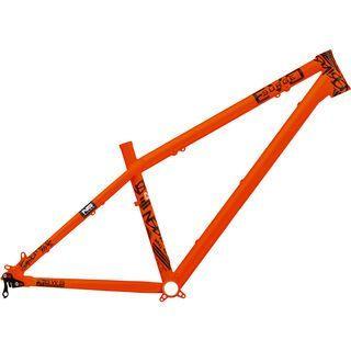 NS Bikes Surge EVO Frame 2018, orange