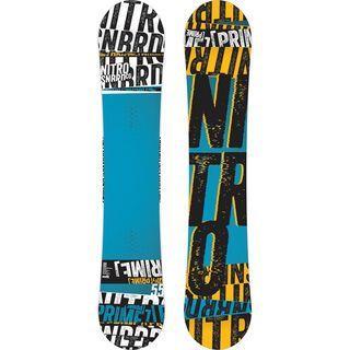 Nitro Prime Stacked 2015 - Snowboard