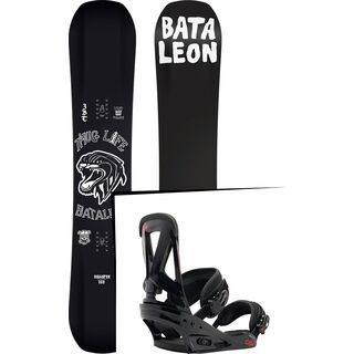 Set: Bataleon Disaster 2017 + Burton Custom (1464181S)