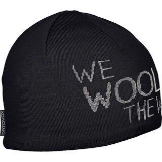 Ortovox We Wool The World Beanie, black raven - Mütze