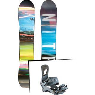 Set: Nitro SMP 2019 + Nitro Rambler blue steel