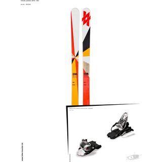 Völkl Set: Ledge 2014 + Marker Free Ten