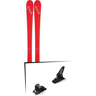 Set: DPS Skis Cassiar 80 SL 2017 + Marker Griffon 13 ID (1685400)