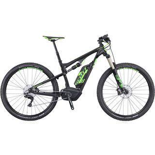 Scott E-Genius 910 2016, black/green - E-Bike