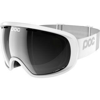 POC Fovea, hydrogen white/Lens: bronze silver mirror - Skibrille