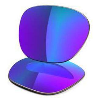 Oakley Frogskins Lens, Violet Iridium - Wechselgläser
